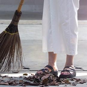 大掃除を無理なく片付ける方法