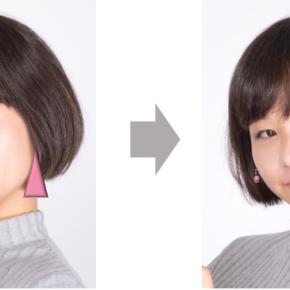 顔のパーツの大きさと似合うアクセサリーの関係