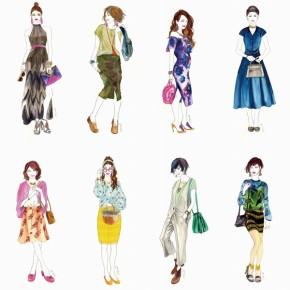 パーソナルスタイルコンサルの感想。「お洋服を見るのが楽しくなりました。」