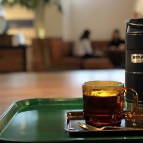 エキスポシティの穴場カフェ